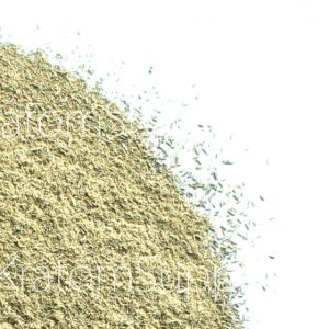 Kratom Stem and Vein Powder