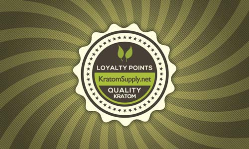 kratom loyalty points