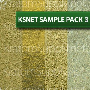 Kratom Sample Pack 3