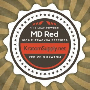 MD Red Kratom UK, KratomSupply.net
