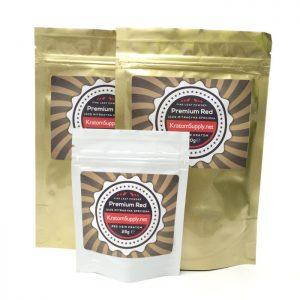 Premium Red Kratom, UK - KratomSupply.net